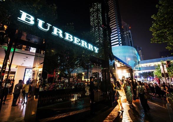 Burberry-海上新梦
