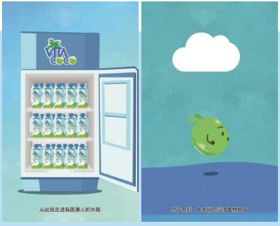 椰子水如何在中国做到一亿元?