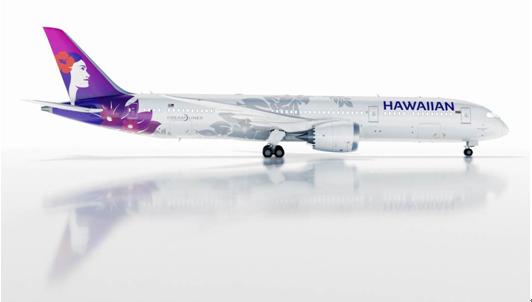 """创新复合材料机身使得""""梦想飞机""""的机舱能在更低高度进行增压,以打造"""